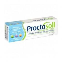 Proctosoll Crema Rettale per Emorroidi e Ragadi Anali 30g