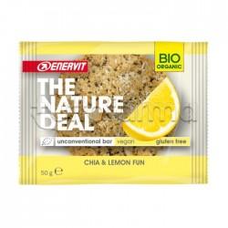 Enervit Nature Deal Biscotto Biologico Chia e Limone 50g