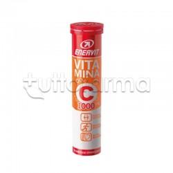 Enervit Vitamina C 1000 Integratore con Vitamina C 20 Compresse Effervescenti
