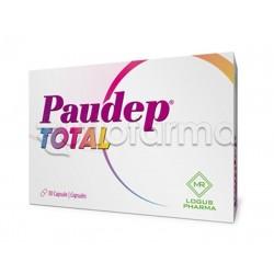 Paudep Total Integratore per la Menopausa 30 Capsule