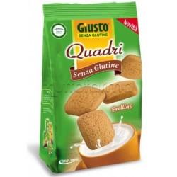 Giuliani Giusto Frollini Quadri Senza Glutine 200g