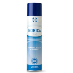 Norica Plus Detergente Igienizzante Spray per Oggetti e Superfici 300ml