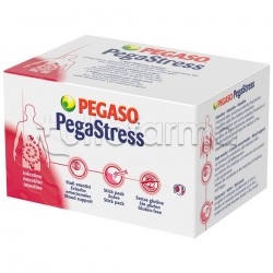Pegaso Pegastress Integratore per Equilibrio Intestinale 14 Stick