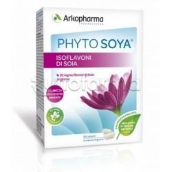 Phytosoya 17,5mg Integratore per la Menopausa 60 Capsule