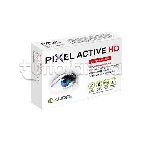 Pixel Active HD Integratore per la Vista 30 Compresse
