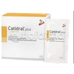 Catidral Plus Dispositivo Medico Contro Diarrea 20 Bustine