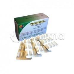 Herboplanet Prostasol Forte Integratore per la Prostata 48 Capsule