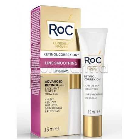 RoC Retinol Correxion Crema Contorno Occhi 15ml