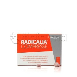 Radicalia Integratore Antiossidante 30 Compresse