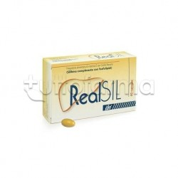 Realsil Integratore Antiossidante 40 Capsule