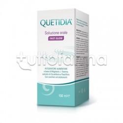Quetidia Soluzione Orale Fast-Slow Integratore per Benessere Mentale 150ml