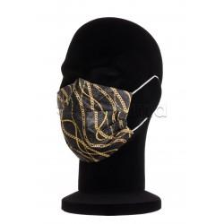 Mascherina Chirurgica per Adulti a Triplo Strato Fashion- Confezione 10 Pezzi - 40 Centesimi a Mascherina