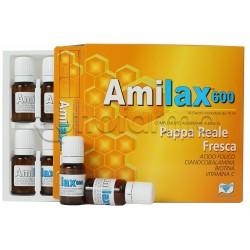 Amilax Pappa Reale 10 Flaconi 10 Ml
