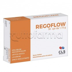 Regoflow Integratore per Prostata 30 Compresse