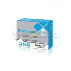 Named Reidranam Mgk Integratore con Magnesio e Potassio 14 Bustine