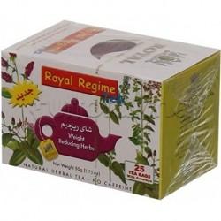 Royal Regime Tea Integratore Drenante 25 Bustine