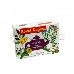 Royal Regime Tea Integratore Drenante 50 Bustine