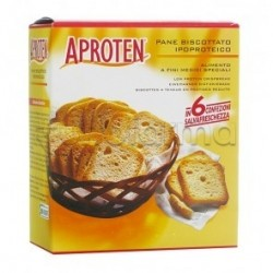 Aproten Pane Biscottato Dietetico Aproteico 280 Grammi