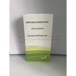 OTI Anti CD 26 06LM Fiale Omeopatiche 20 Fiale da 2ml