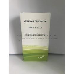 OTI Anti CD 26 018LM Fiale Omeopatiche 20 Fiale da 2ml