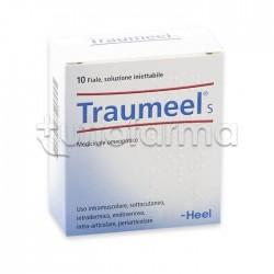 Traumeel S Heel Guna 10 Fiale Medicinale Omeopatico 2,2ml