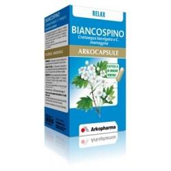 Arkocapsule Biancospino Integratore Rilassante 90 Capsule