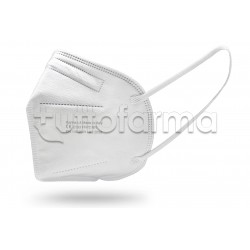 Mascherina Respiratoria Filtrante FFP2 Produzione Italiana Certificata CE 5 Mascherine