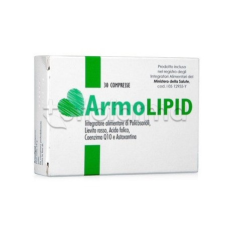 Armolipid 30 Compresse Integratore controllo del colesterolo