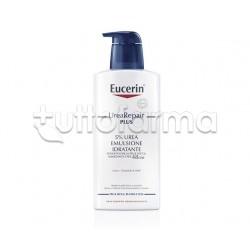 Eucerin UreaRepair Emulsione Idratante 5% Urea 400ml