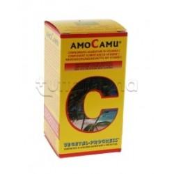 Vegetal Progress Amocamu Integratore con Vitamina C 30 Capsule