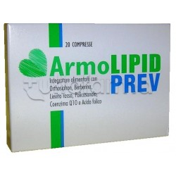 Armolipid Prev Compresse Integratore controllo Trigliceridi