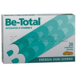 Be-total Integratore Di Vitamina B 20 Compresse
