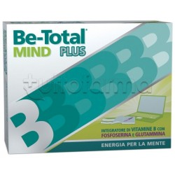 Be-total Integratore Studio Memoria Mind 20 Bustine