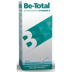 Be-total Plus Sciroppo Classico gusto Vaniglia Vitamina B 100 ml