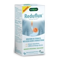 Benegast Reduflux Integratore Digestivo 20 Compresse