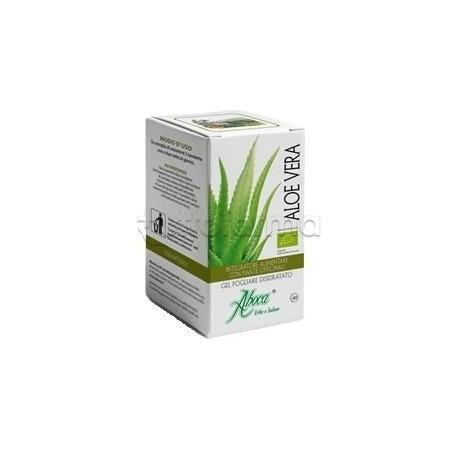 Aboca Aloe Concentrato Tavolette 40 Tavolette