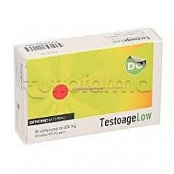 Testoage Low Integratore Tonico 30 Compresse