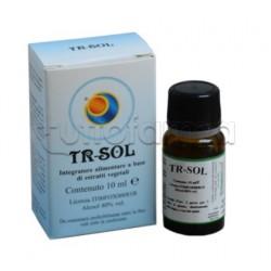 Herboplanet Tr-Sol Gocce Integratore Antiossidante 10ml
