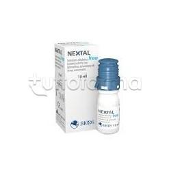 Nextal Free Collirio Lubrificante ed Idratante 10ml