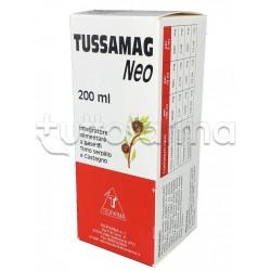 Tussamag Neo Sciroppo per Vie Respiratorie 200ml