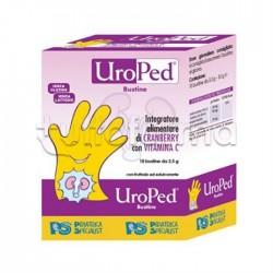 Uroped Integratore per Benessere Vie Urinarie dei Bambini 10 Bustine