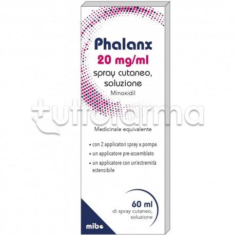 Phalanx Soluzione Cutanea 20mg/ml per Alopecia 60ml