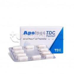 Apolact TDC Integratore di Lattoferrina per Difese Immunitarie 30 Capsule