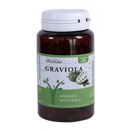 Sygnum Graviola Integratore per Benessere Intestinale 100 Capsule