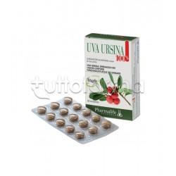 Uva Ursina 100% Integratore per Benessere Vie Urinarie 60 Compresse