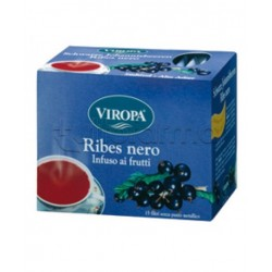 Viropa Ribes Nero Infuso 15 Bustine