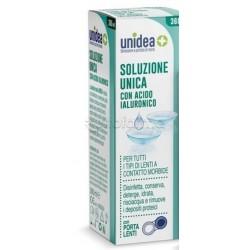 Unidea Soluzione Unica Disinfettante per Lenti a Contatto 360ml con Portalenti