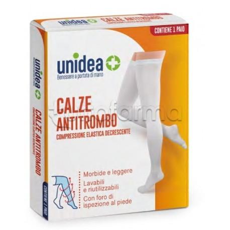 Unidea Calze Corte Antitrombo Misura M 1 Paio