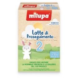Milupa 2 Latte di Proseguimento in Polvere da 6 a 12 Mesi 600g