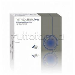 Vitreolisina Forte Integratore per la Vista 30 Compresse